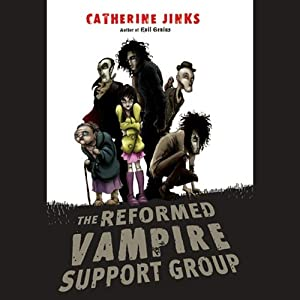 The Reformed Vampire Support Group | [Catherine Jinks]