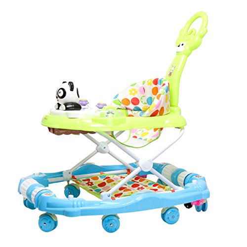 Tiffy & Toffee Delight Baby Walker with Rocker (Royal Blue)  available at amazon for Rs.1959