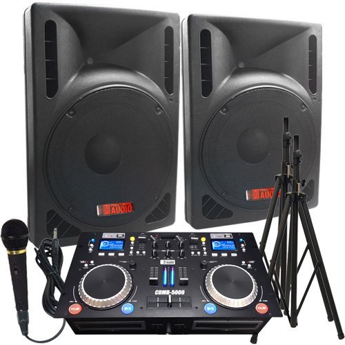 Watts! - Complete DJ System - Everything you need to DJ - 12