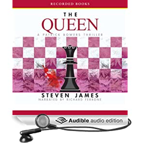 The Queen: A Patrick Bowers Thriller, Book 5