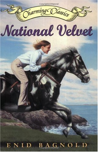 National Velvet (Book and Charm)