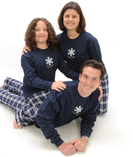 Bedtime bear footed pajamas for adults wish