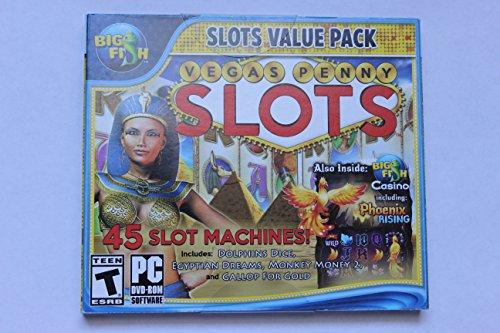 Vegas Penny Slots - 45 Slot Machines - PC Version - Big Fish (Casino Slot Machine Games For Pc compare prices)