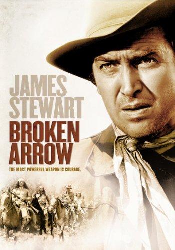 Amazon.com: Broken Arrow (1950): James Stewart, Jeff