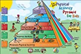 Fitness for Life Physical Activity Pyramid for Kids Poster
