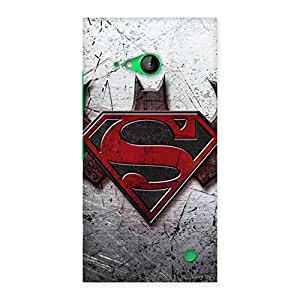 Unicovers Day Rivals Back Case Cover for Lumia 730