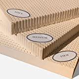 100% Natural Latex Mattress Topper - Soft - 3' Twin