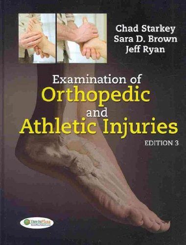 Package of Evaluation of Orthopedic and Athletic Injuries...