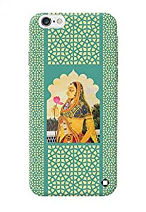 Designer iPhone 7 mobile cover /Designer iPhone 7 mobile case by India Design Store/ Indian Princess / Best Quality MT3 Technology covers by Established Designers