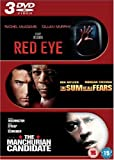 Red Eye / Sum of All Fears / Manchurian Candidate [DVD]