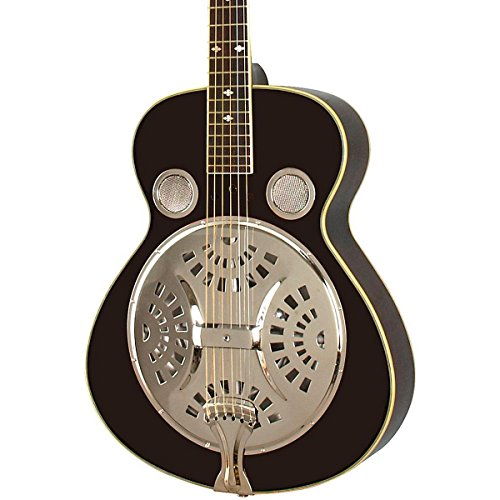 Rogue Classic Spider Resonator Black Roundneck (Spider Resonator Cone compare prices)