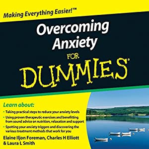 Overcoming Anxiety For Dummies Audiobook Audiobook
