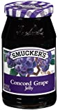 Smucker's  Concord Grape Jelly, 18-Ounce (Pack of 12)