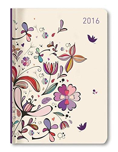 Alpha Edition 160842 Ladytimer Flower Art Agenda Settimanale 2016 107 X 152 cm 192 Pagine PDF
