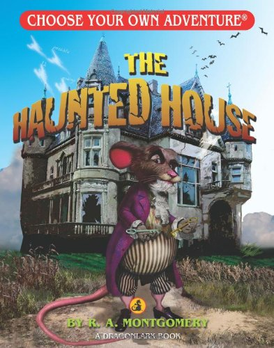 Cover of The Haunted House (Choose Your Own Adventure - Dragonlarks)