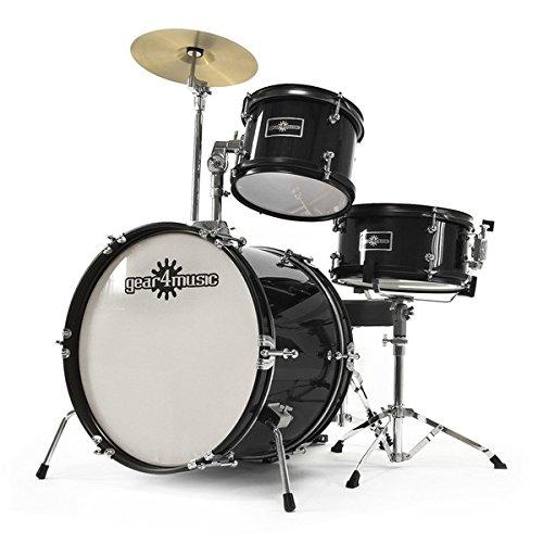 junior-3-piece-drum-kit-by-gear4music-black