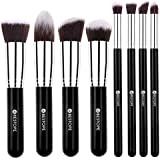 BESTOPE [Update Version] Premium Makeup Brushes Set Cosmetics Synthetic Kabuki Make up Brush Foundation Blending Blush Eyeliner Face Powder Makeup Brush Kit