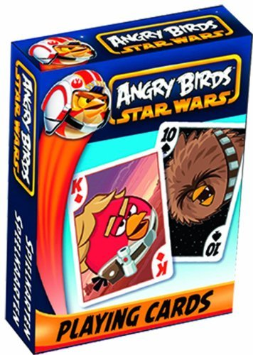 Angry Birds Star Wars Playing Cards - 1