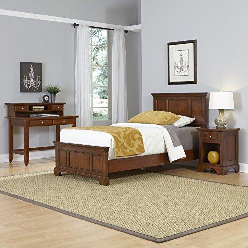 Home Styles Model 5529 4023 Chesapeake Cherry Finish Bed