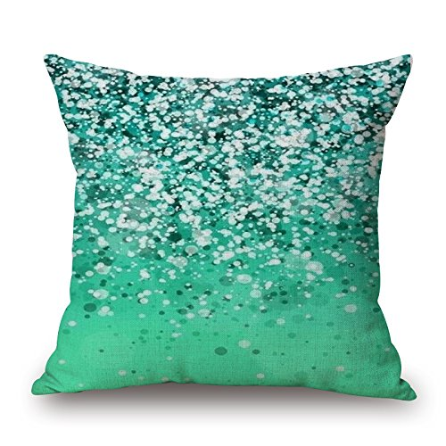 Loveloveu Plant Throw Cushion Covers 20 X 20 Inches / 50 By 50 Cm Best Choice For Wife,him,bedroom,teens Girls,indoor,valentine With Two Sides (Teen Bedroom Accesories compare prices)