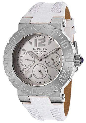 Invicta Women's 14738 Angel Analog Display Swiss Quartz White Watch