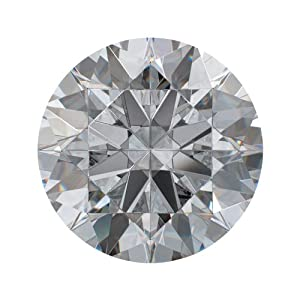 2.2 Carat IGL Certified F SI2 Round Loose White Diamond