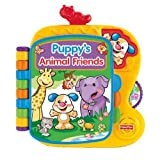 Fisher-Price- Laugh & Learn Greek-English Puppy'S Animal Friends Electronic Book