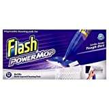 Flash Power Mop Disposable Cleaning Pads, 12 Refills