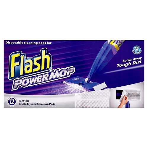 flash-power-mop-disposable-cleaning-pads-12-refills