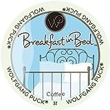 Wolfgang Puck BREAKFAST IN BED 24 K-Cups for Keurig Brewers