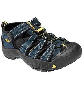 Keen Newport H2 Racer Gray Unisex Kids Sport Sandals Size 12M