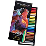 Prismacolor Nupastel Set, 24 Colored Pastels(27049)