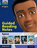 img - for Project X Origins: Dark Blue Book Band, Oxford Level 16: Space: Guided Reading Notes book / textbook / text book