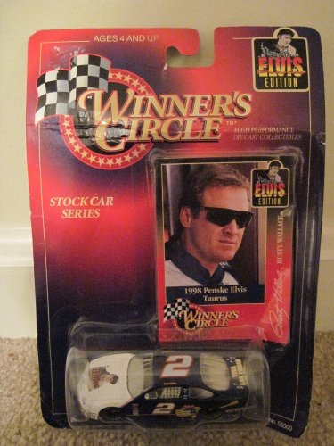 WINNER'S CIRCLE--1998 PENSKE ELVIS TAURUS--RUSTY WALLACE by ELVIS EDITION