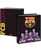 Classeur A4 Barça - Collection officielle FC BARCELONE