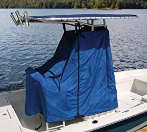 Buy Taylor Made Products T-Top Console Cover (Blue, 48x60x66-Inch) by Taylor Made Products