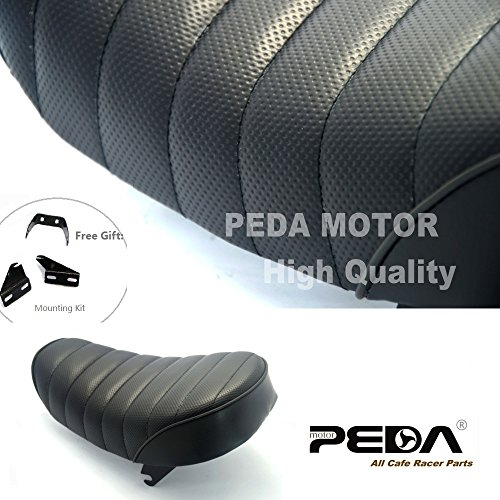 PEDA New Motorcycle Vintage Seat For HONDA Monkey Z Retro Hump 2