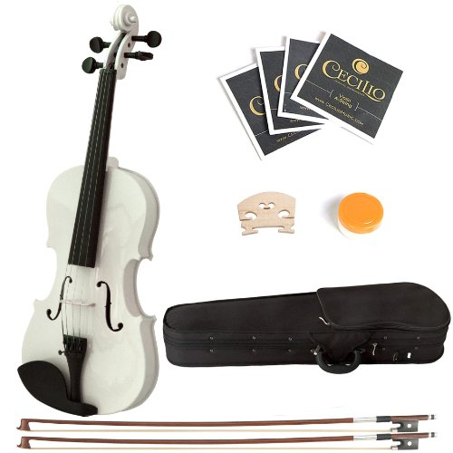 mendini-1-32-mv-solid-wood-white-violin-with-hard-case-bow-rosin-and-extra-strings-white