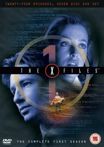 The X Files: Season 1 [DVD] [1994]