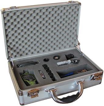 MicrOptix i-LAB Aluminum Travel Case