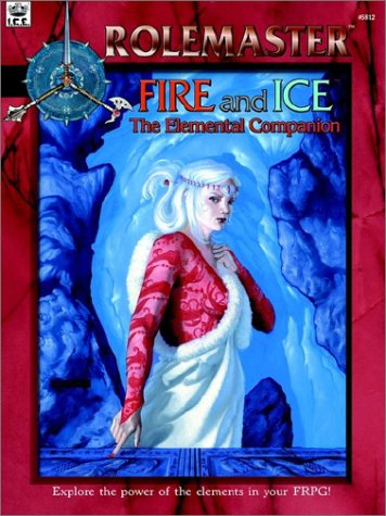 Fire & Ice: The Elemental Companion: Robert J. Defendi, Lyn Moternsen: 9781558065734: Amazon.com: Books