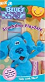 Blues Clues - Blues Room Snacktime Playdate [VHS]