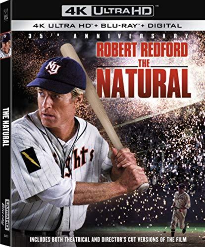 4K Blu-ray : Natural (2 Discos)