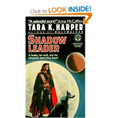 Shadow Leader (Tales of the Wolves) by Tara K. Harper