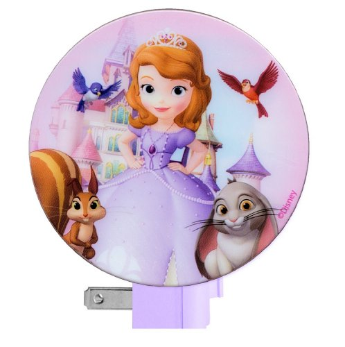 Disney Princess Sofia the First Night Light