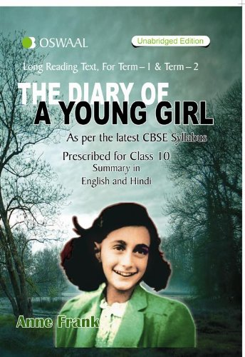 Diary of a Young Girl Term 1 & 2 Summary in English & Hindi for ...
