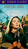 The Song of Bernadette [VHS]