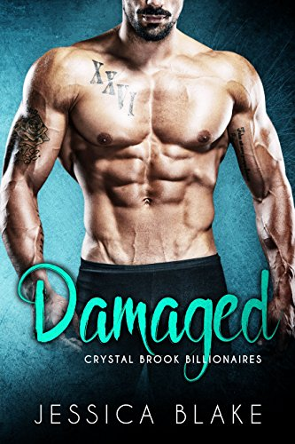 Gwen Lawrence keeps herself busy in a whirlwind of lattes and paperbacks via her new business – a hometown bookstore coffee shop – and avoids all chances of love… until Jason Adler arrives in town.  Damaged (Crystal Brook Billionaires) by Jessica Blake