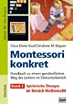 Montessori konkret - Band 2: Spieleri...