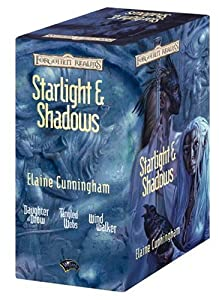 Forgotten Realms Starlight & Shadows: Gift Set (Daughter of the Drow, Tangled Webs, Windwalker) by Elaine Cunningham